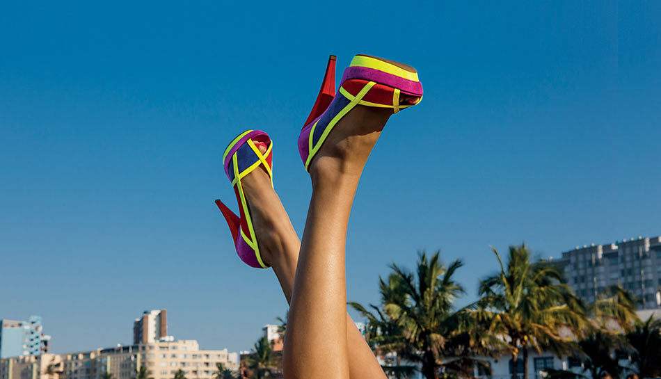 shoes rock my world - and sunnies, and bangles, and bags #just saying - MRP